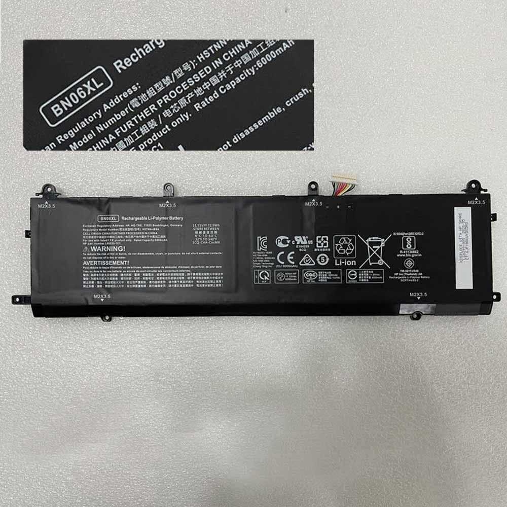 BN06XLバッテリー交換