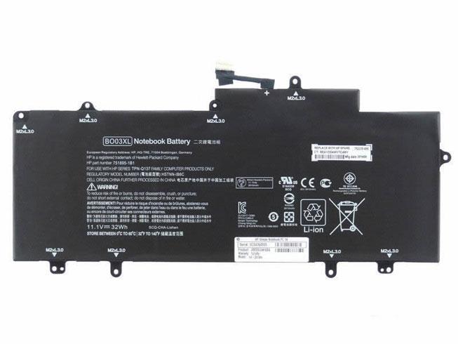 BO03XLバッテリー交換