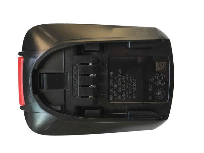 BAT609バッテリー交換