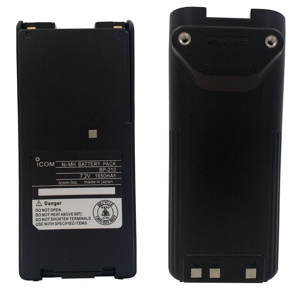BP-210バッテリー交換