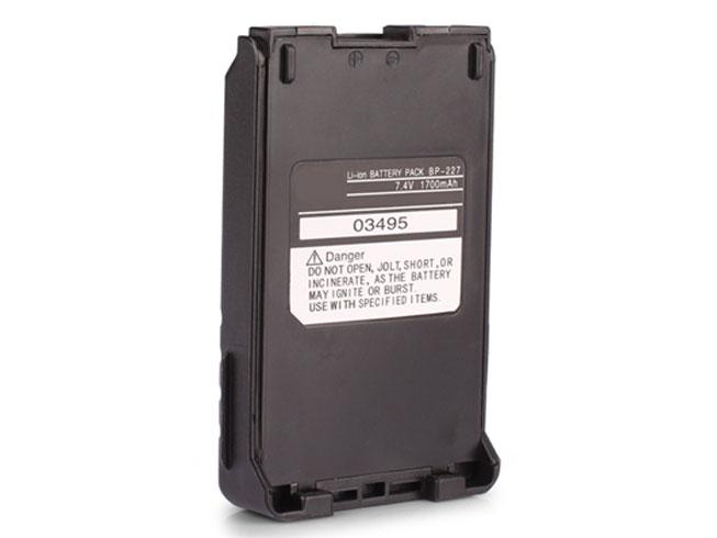 BP-227バッテリー交換