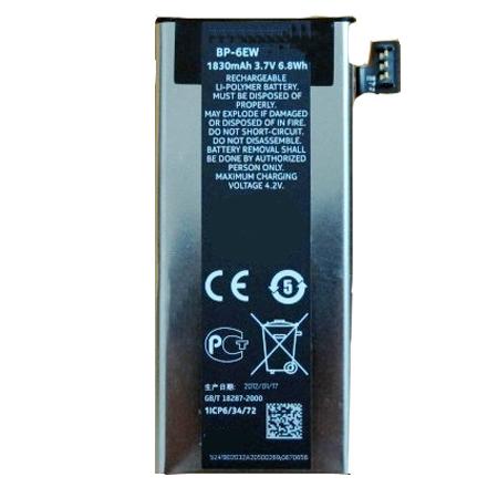 BP-6EW電池パック