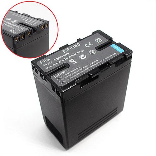 BP-U60バッテリー交換