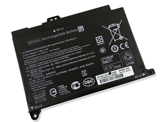 BP02XLバッテリー交換