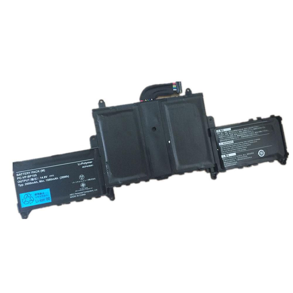 PC-VP-BP105バッテリー交換