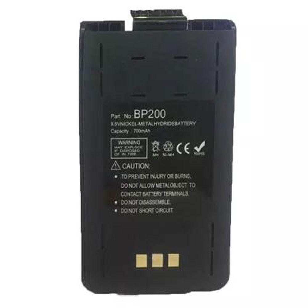 BP-200バッテリー交換