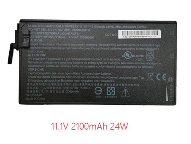 BP3S1P2100-Sバッテリー交換