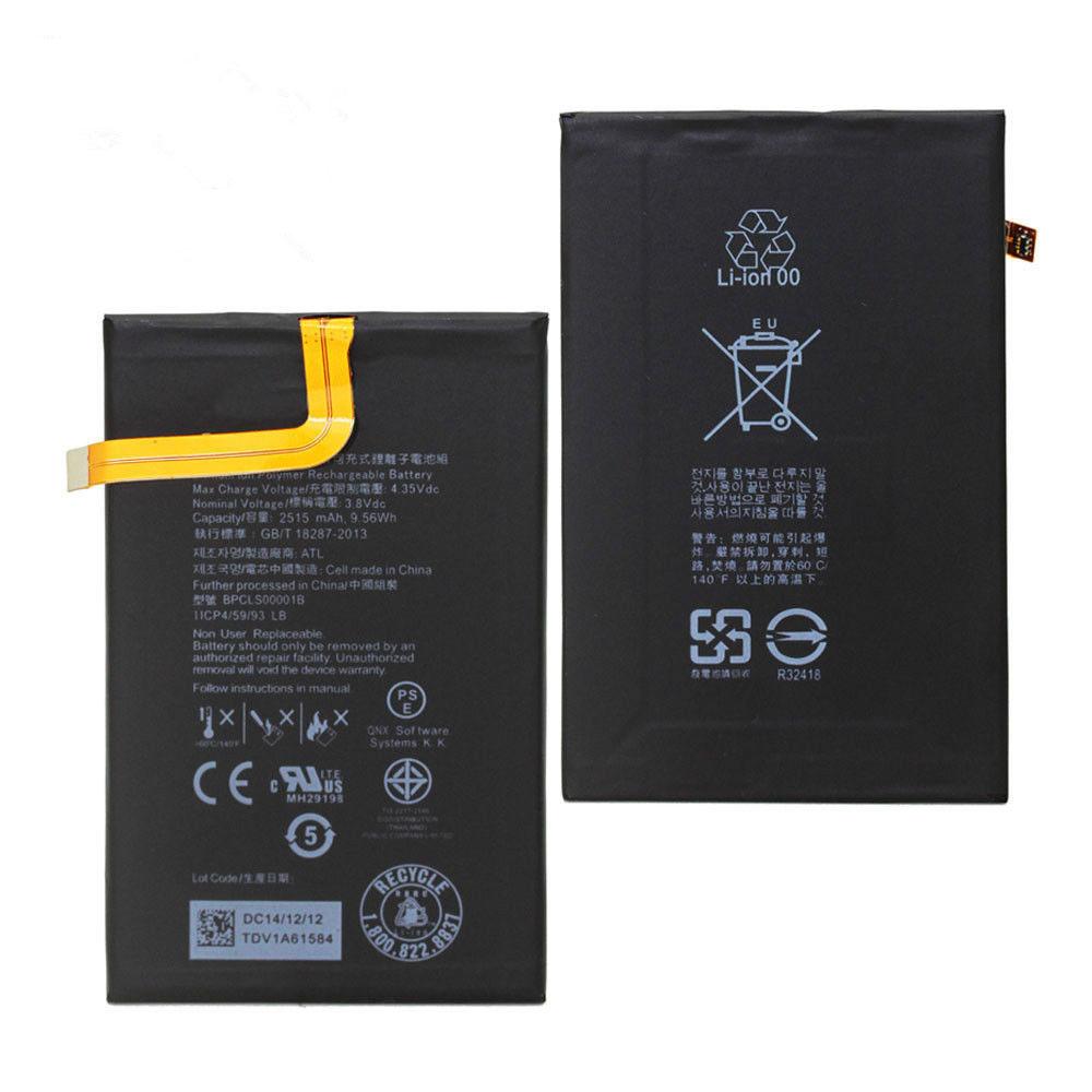 BPCLS00001B電池パック