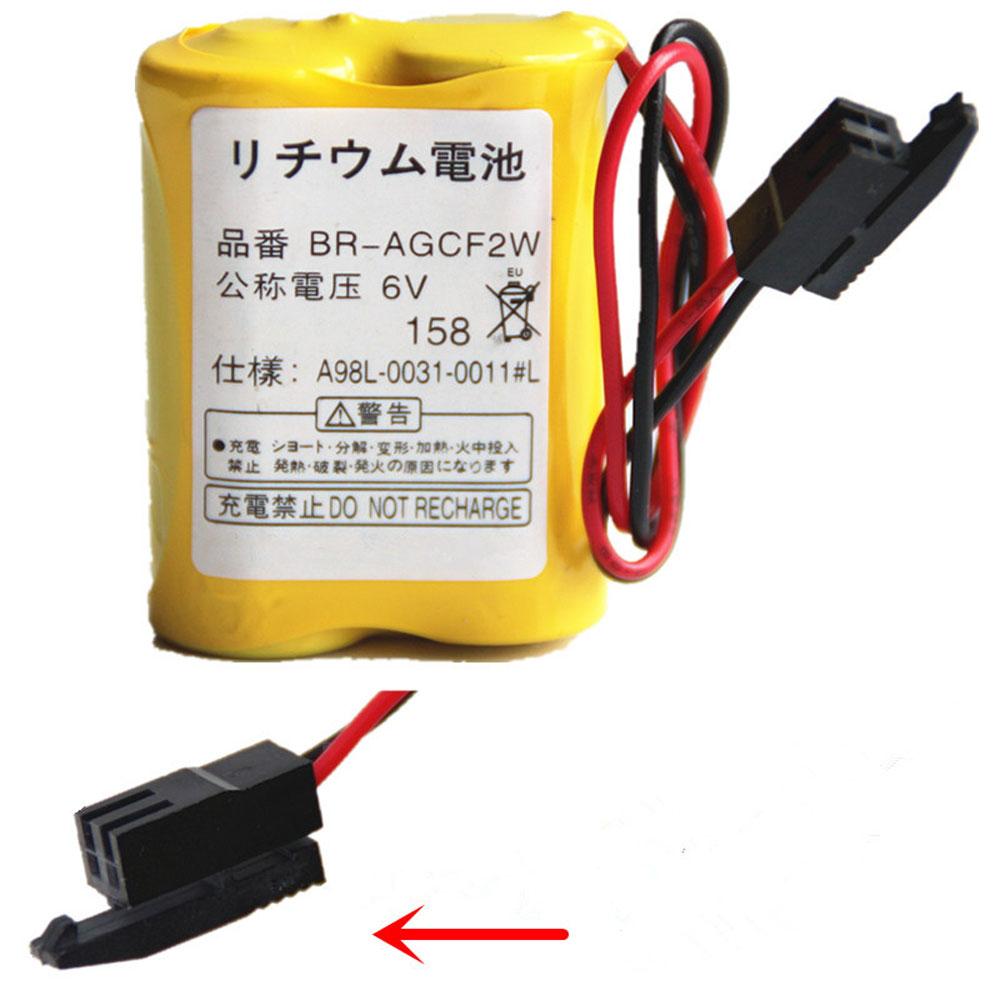 BR-AGCF2Wバッテリー交換