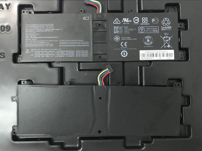 38Wh/4955mAh 7.68V BSN04170AS-AT用大容量互換 Lenovo Miix5 PRO miix510-12 シリーズ電池