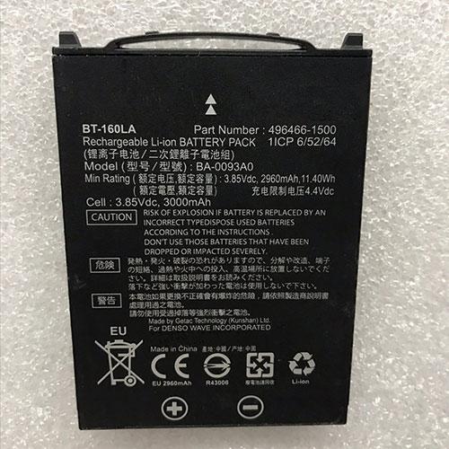 BT-160LAバッテリー交換