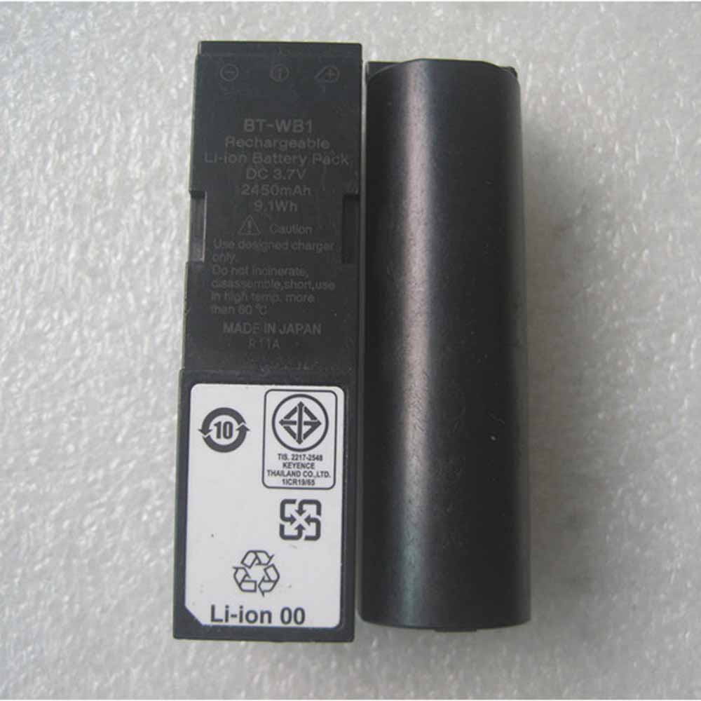 BT-WB1バッテリー交換