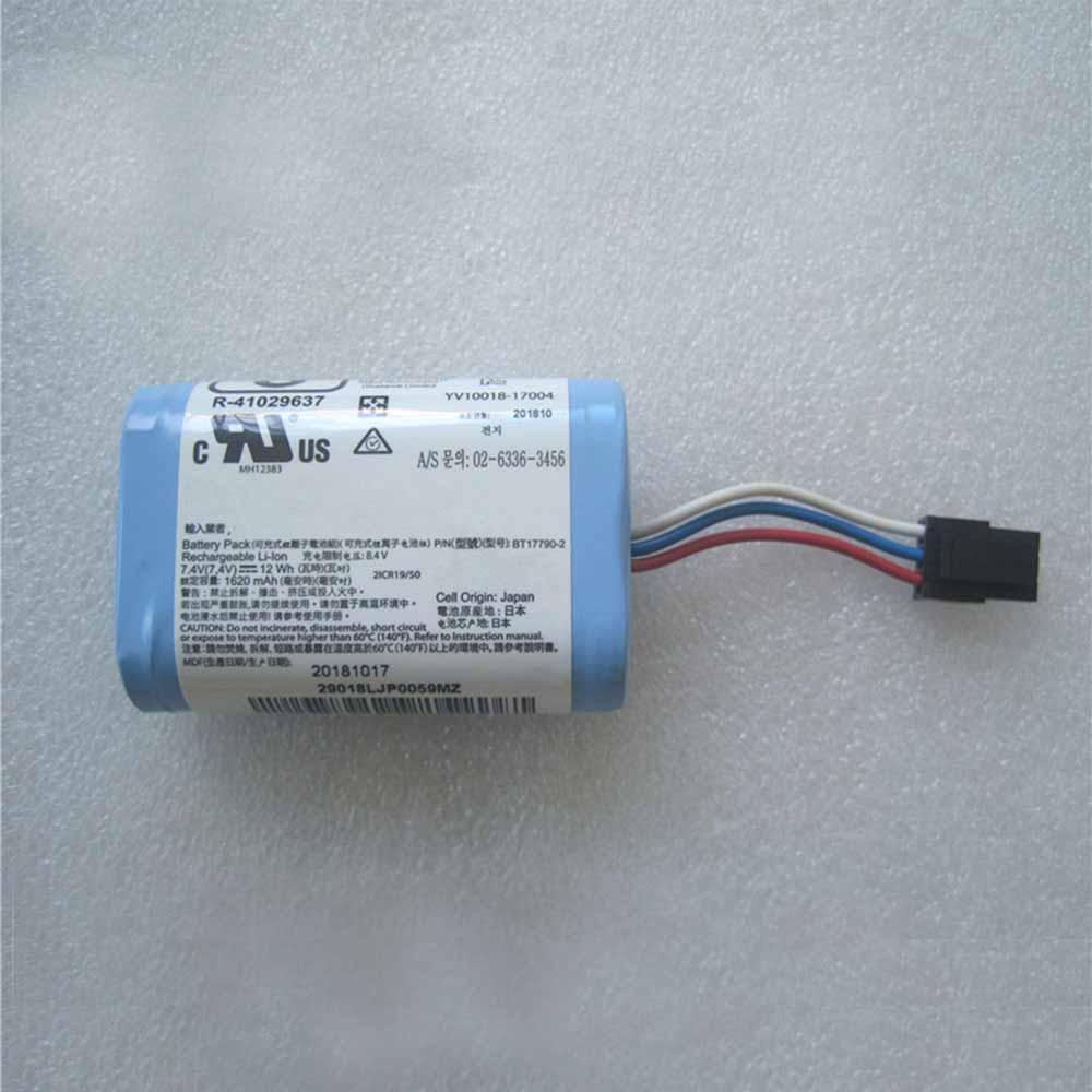 BT17790-2バッテリー交換