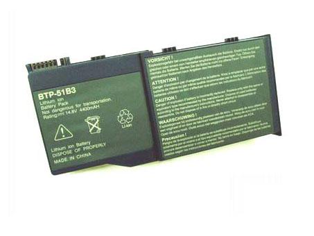 BTP-51B3バッテリー交換