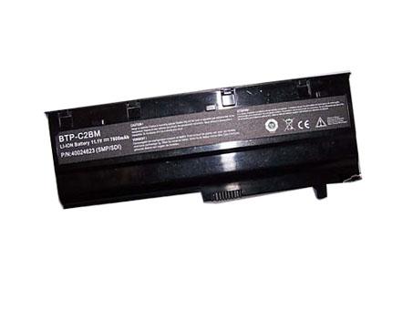 BTP-C2BMバッテリー交換