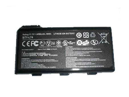 MSI-A6000-All-Seriesバッテリー交換