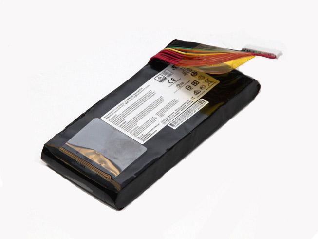 BTY-L78バッテリー交換