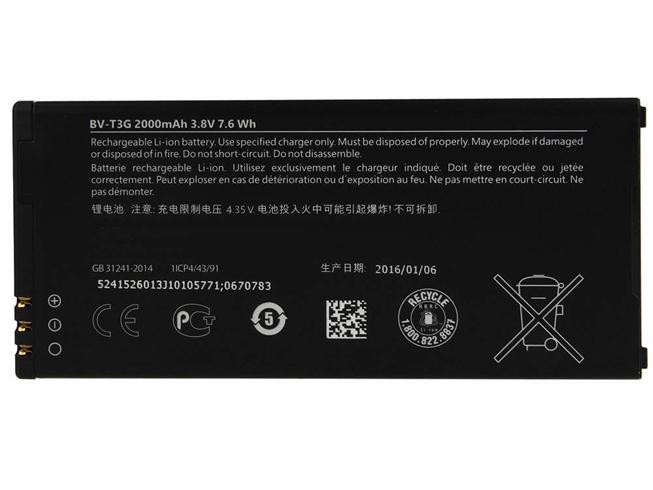 BV-T3G電池パック