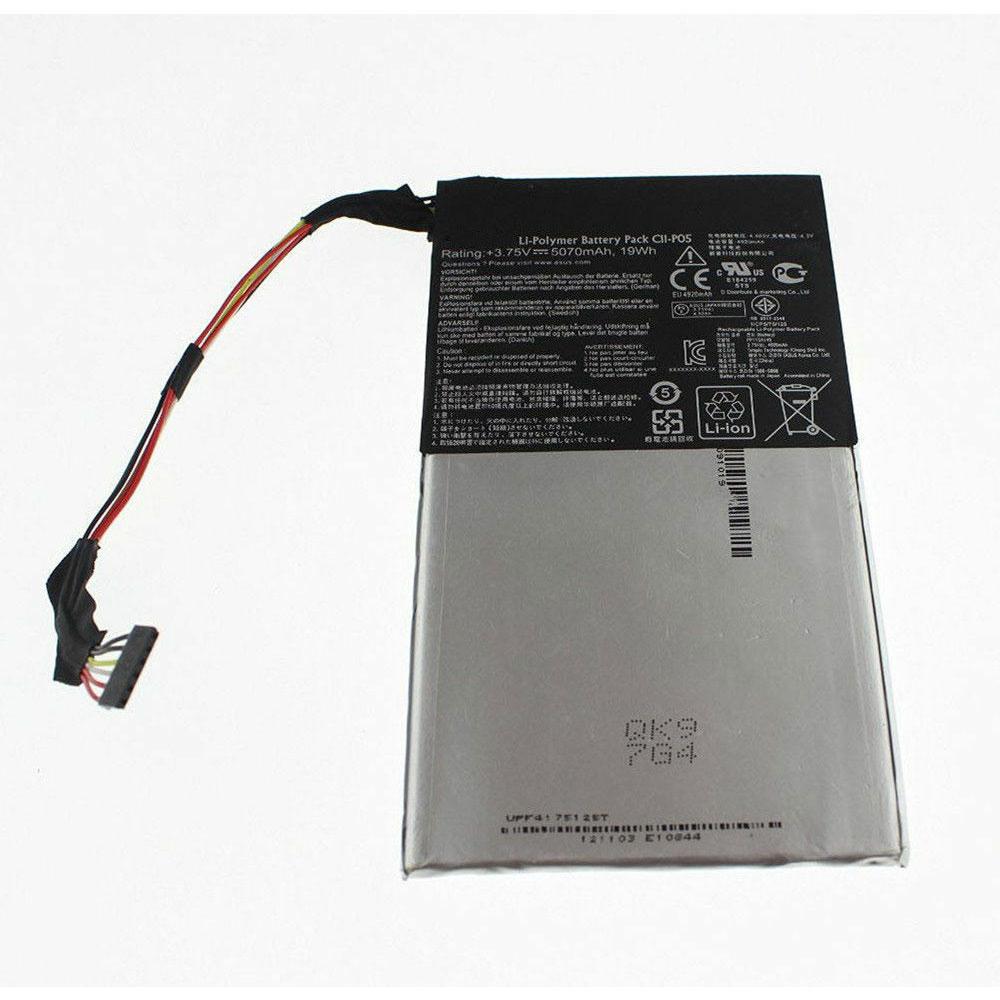 C11-P05バッテリー交換