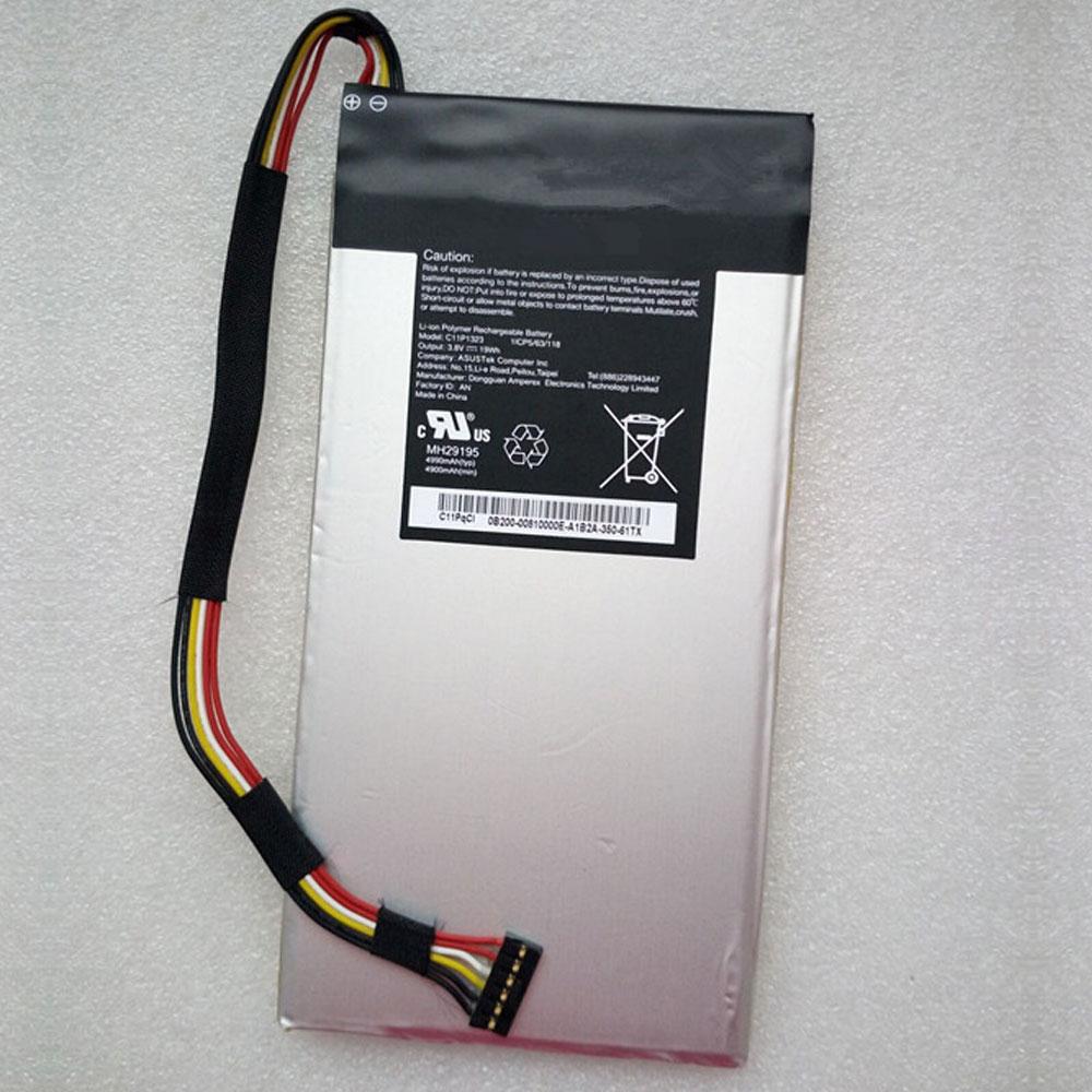 C11P1323バッテリー交換