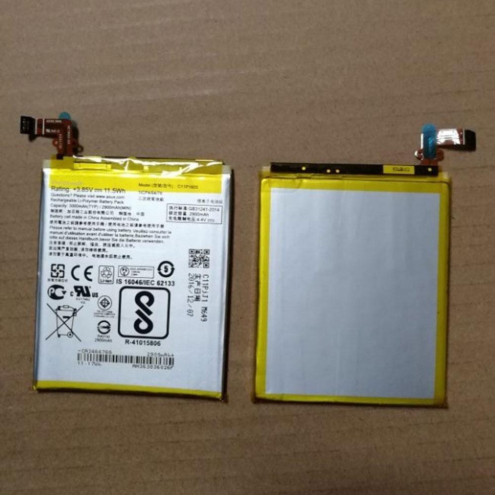C11P1605電池パック