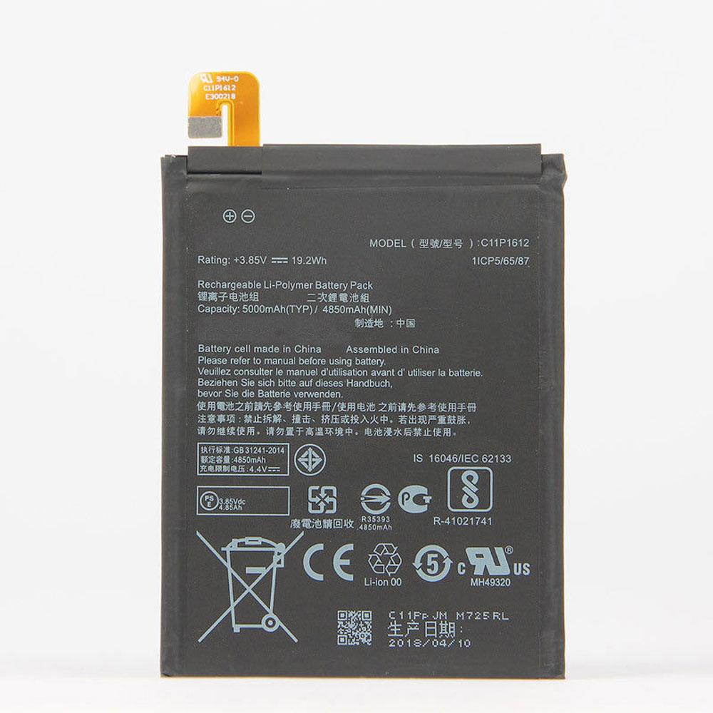 携帯電話のバッテリー ASUS ZE553KL ZenFone 3 Zoom Dual Z01HDA SIM LTE Zoom S