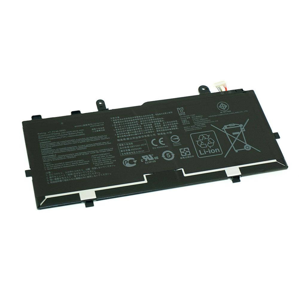 C21N1714バッテリー交換