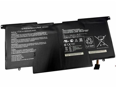 C22-UX31バッテリー交換