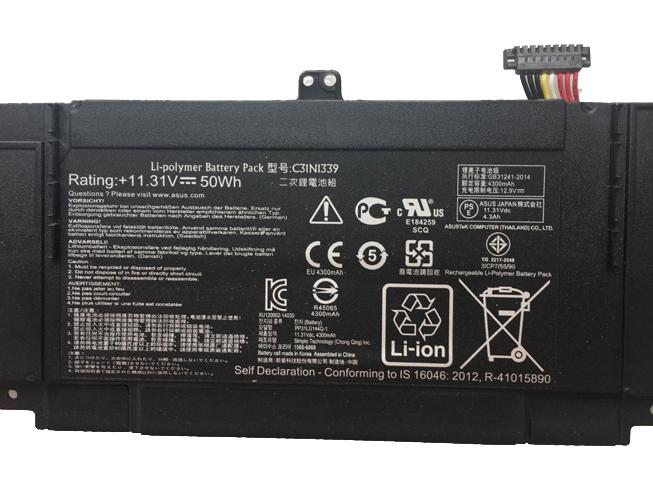 C31N1339バッテリー交換
