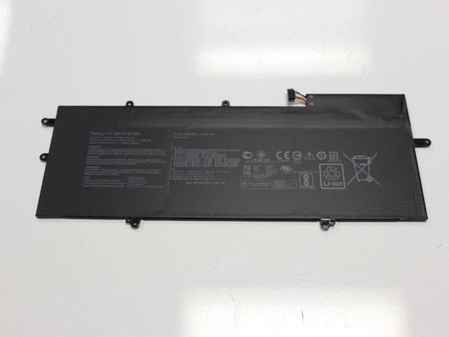 ASUS C31N1538交換用ASUS ZenBook Q324UA UX360UA Series バッテリー 内蔵電池 アスース 57Wh 11.55V