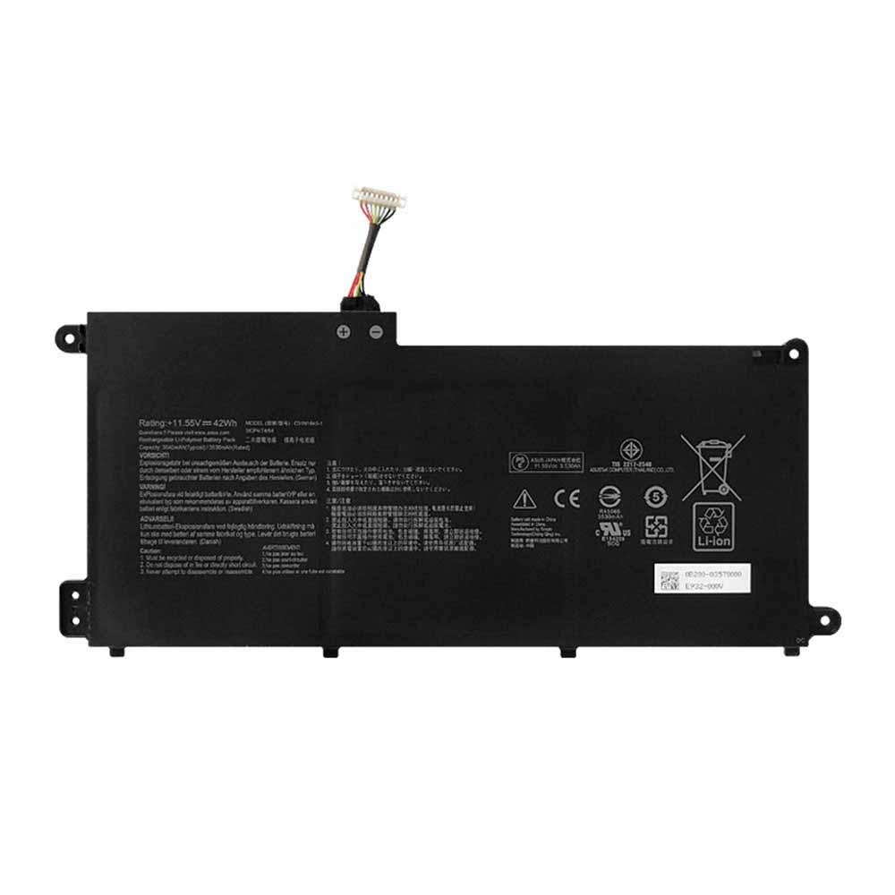 C31N1845-1バッテリー交換