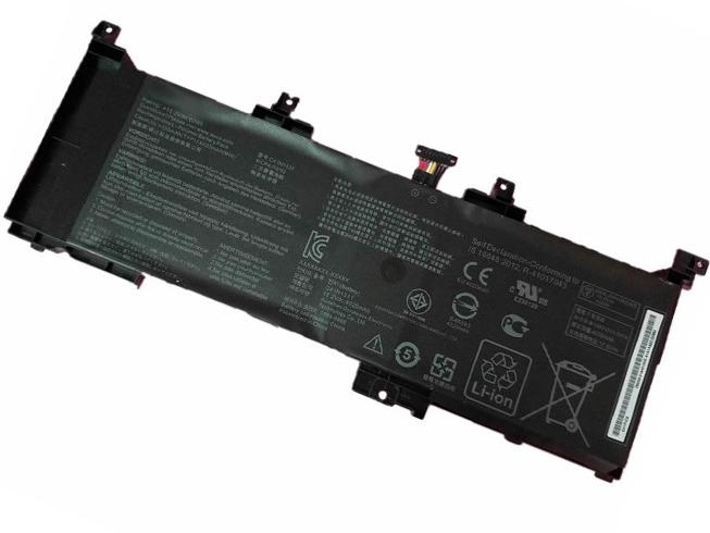 C41N1531バッテリー交換