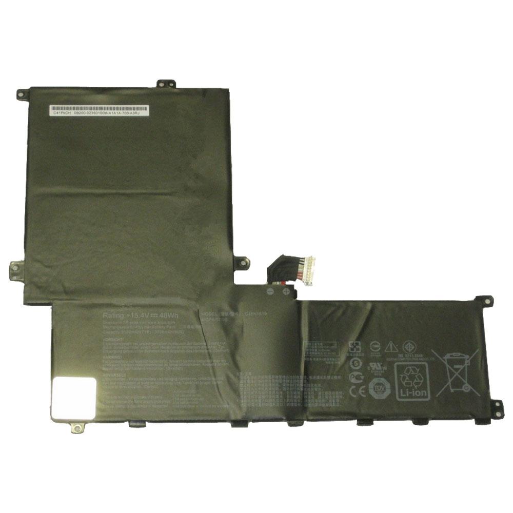 C41N1619バッテリー交換