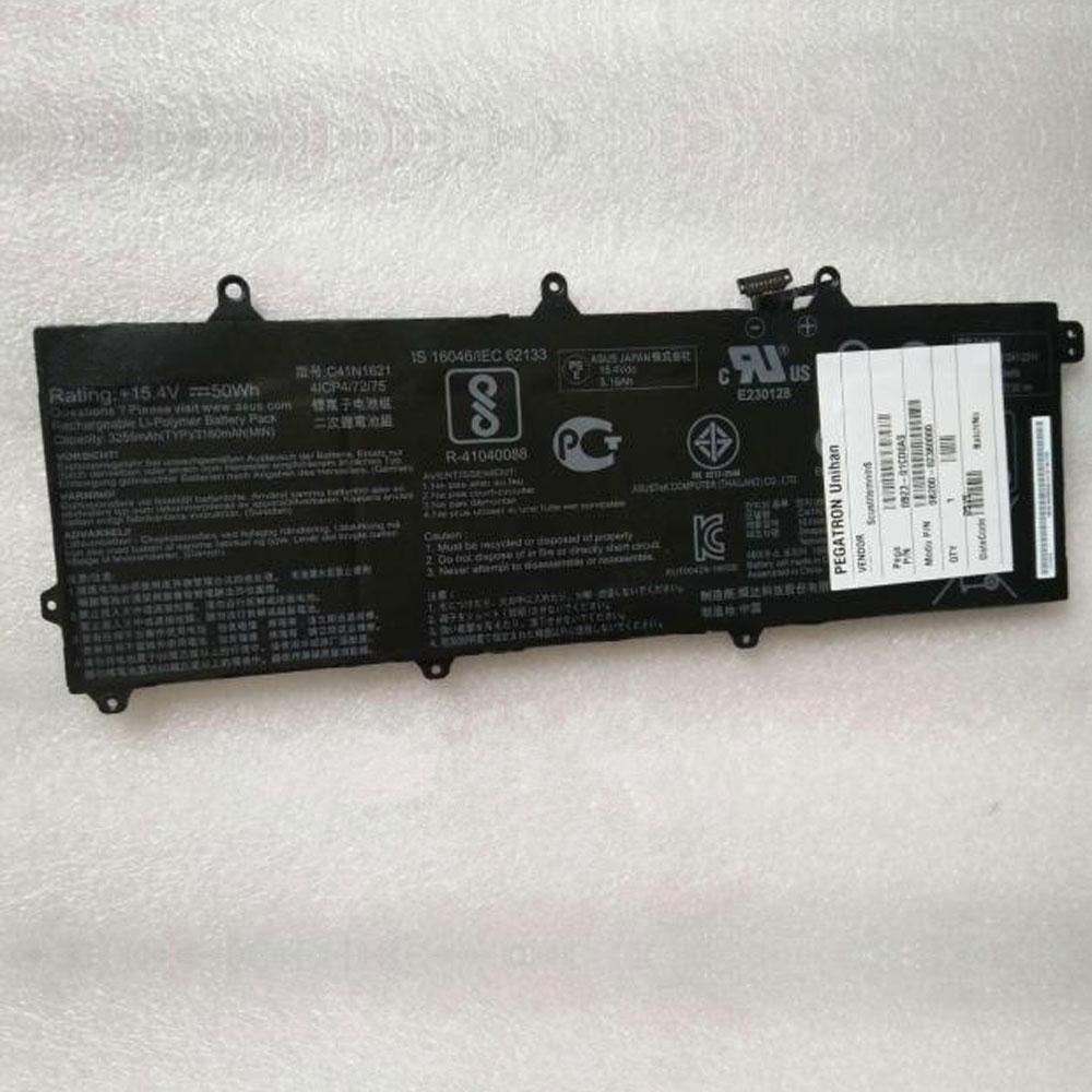 C41N1621バッテリー交換