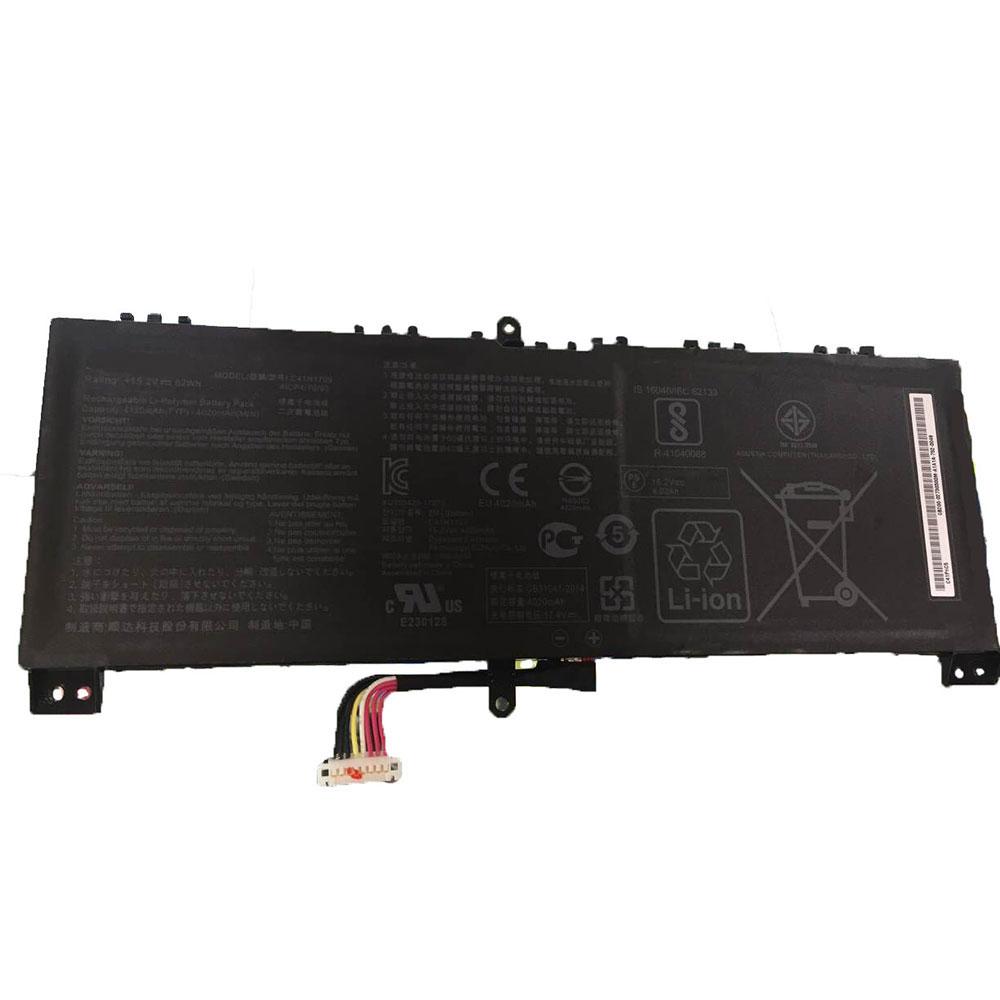 C41N1709バッテリー交換
