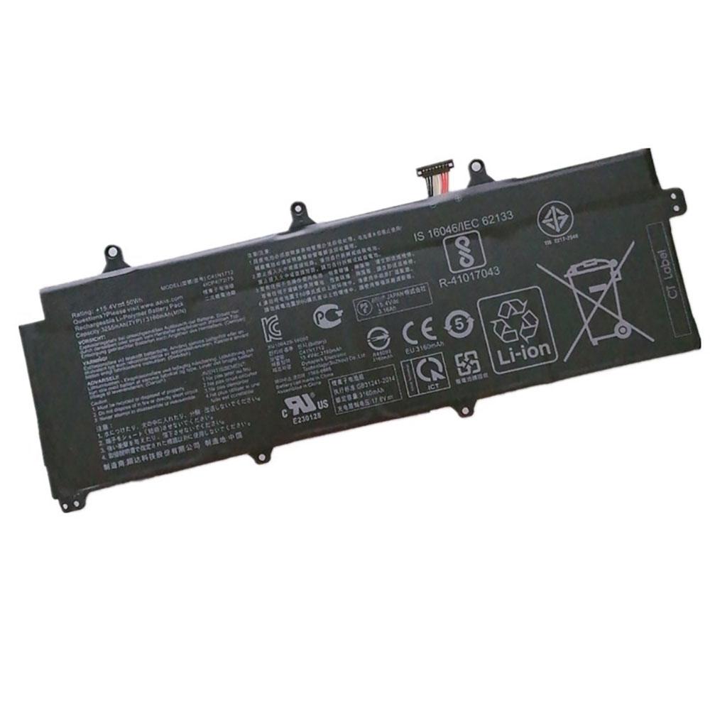 C41N1712バッテリー交換