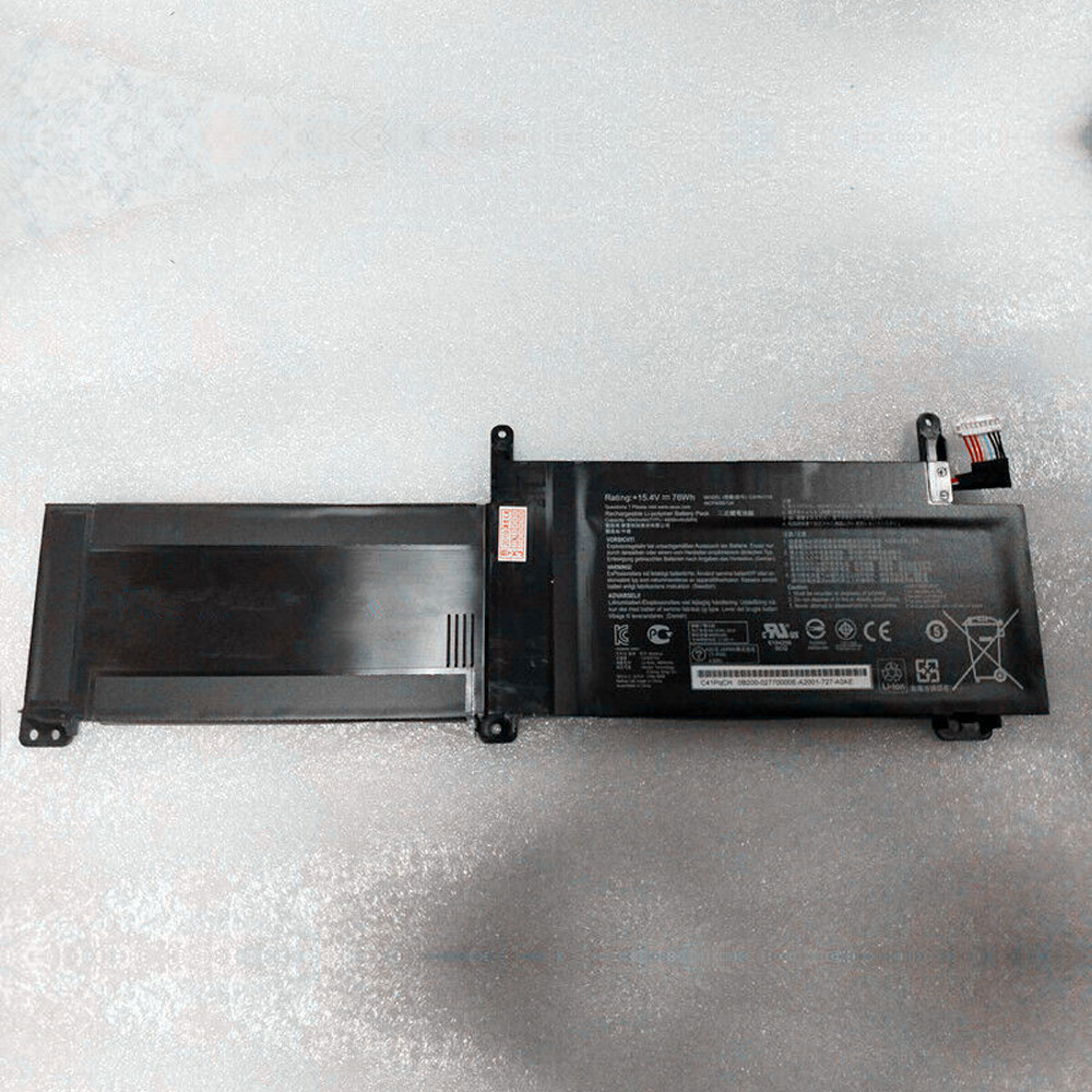 C41N1716バッテリー交換