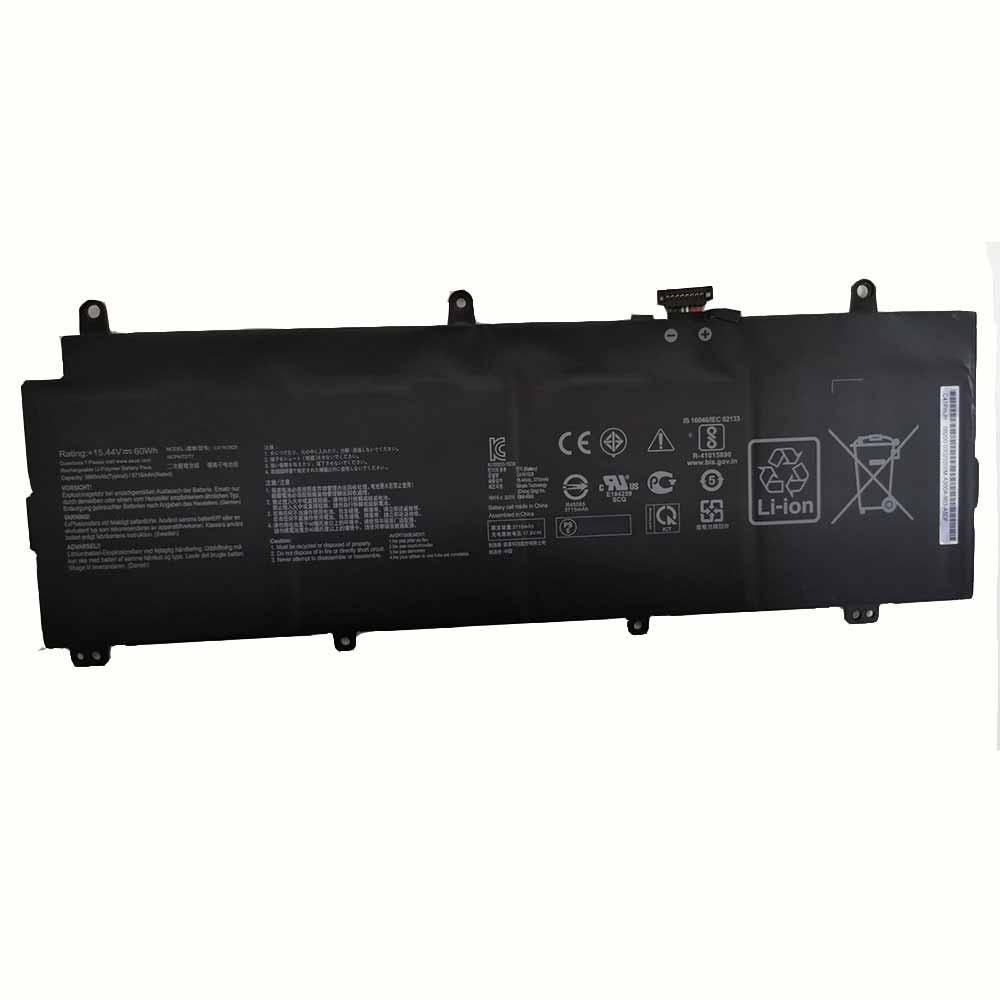 C41N1828バッテリー交換