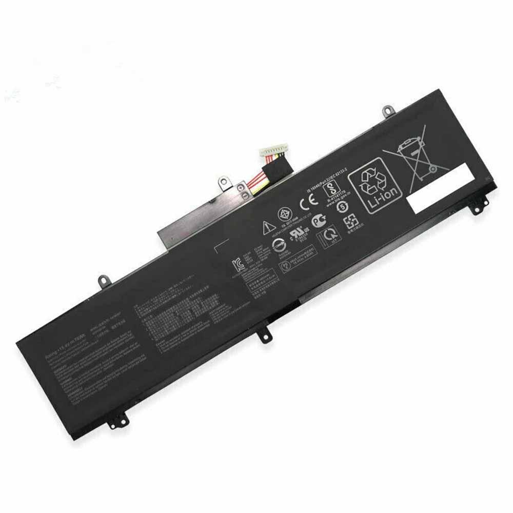 C41N1837バッテリー交換