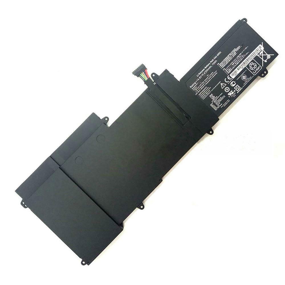 C42-UX51バッテリー交換