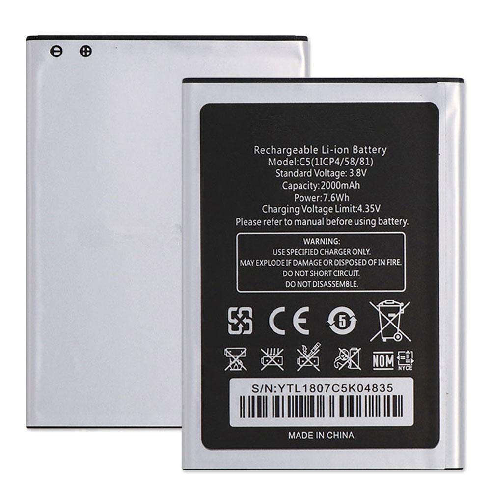 C5電池パック