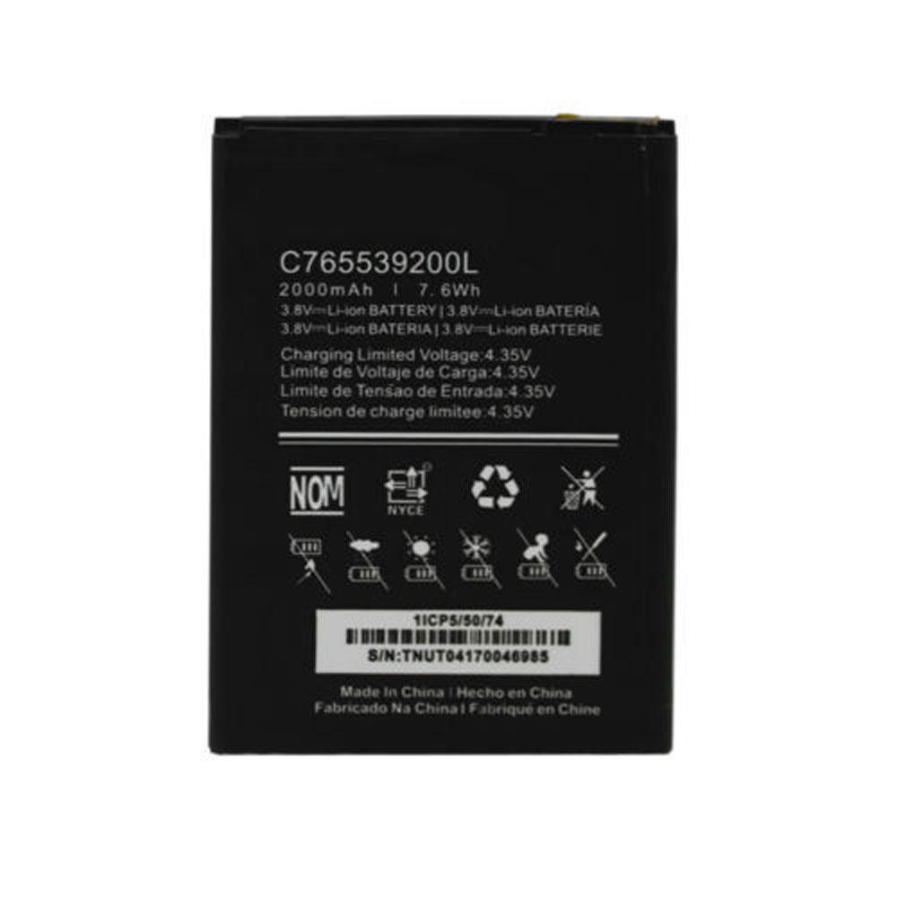 C765539200L電池パック