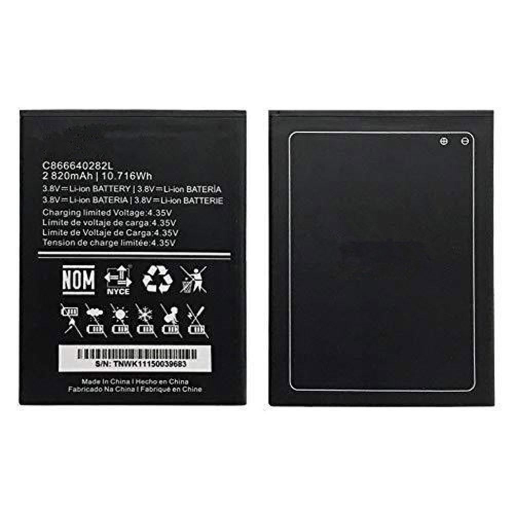 C866640282L電池パック