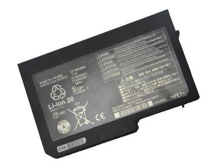 CF-VZSU62Uバッテリー交換