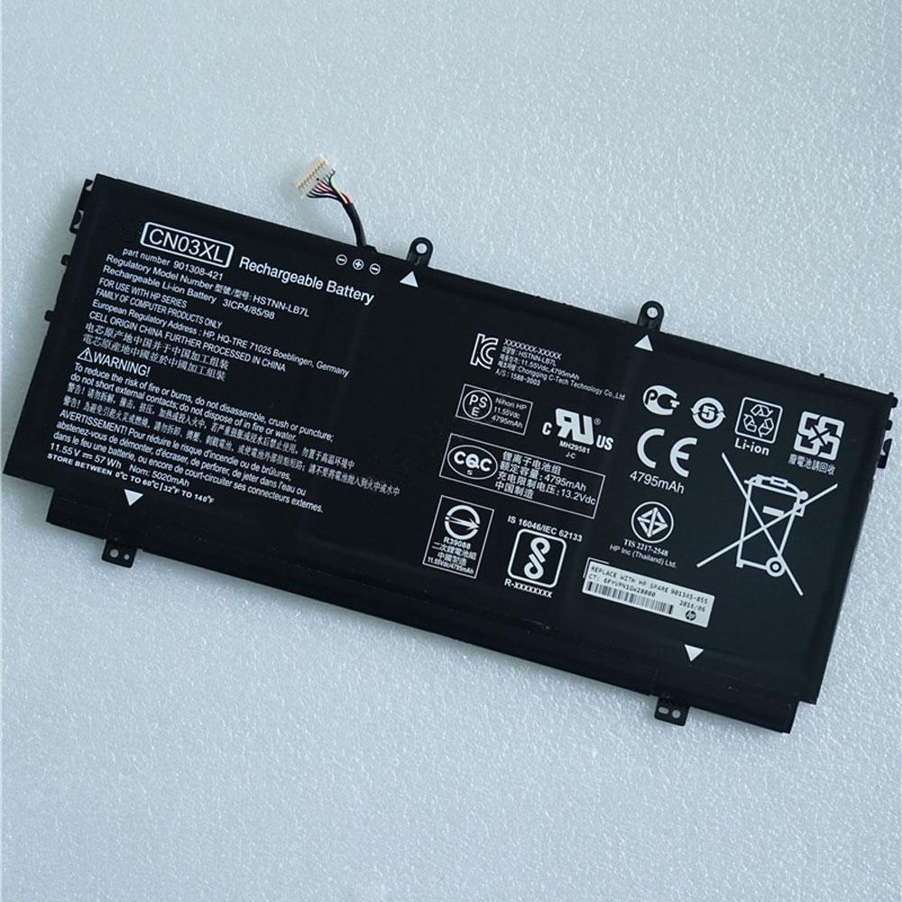 CN03XLバッテリー交換