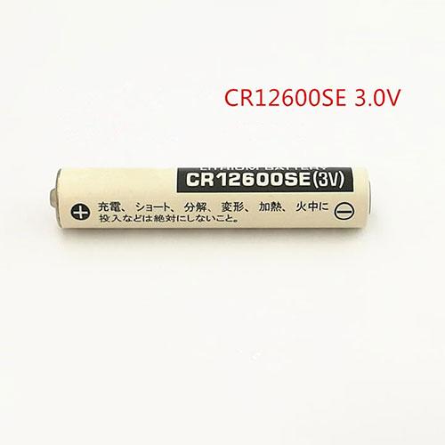 CR12600SEバッテリー交換