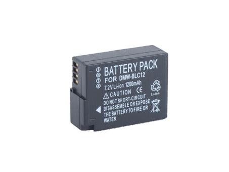 DMW-BLC12バッテリー交換