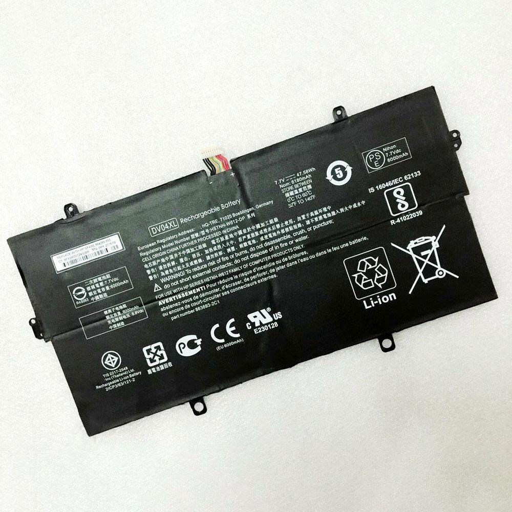 DV04XLバッテリー交換