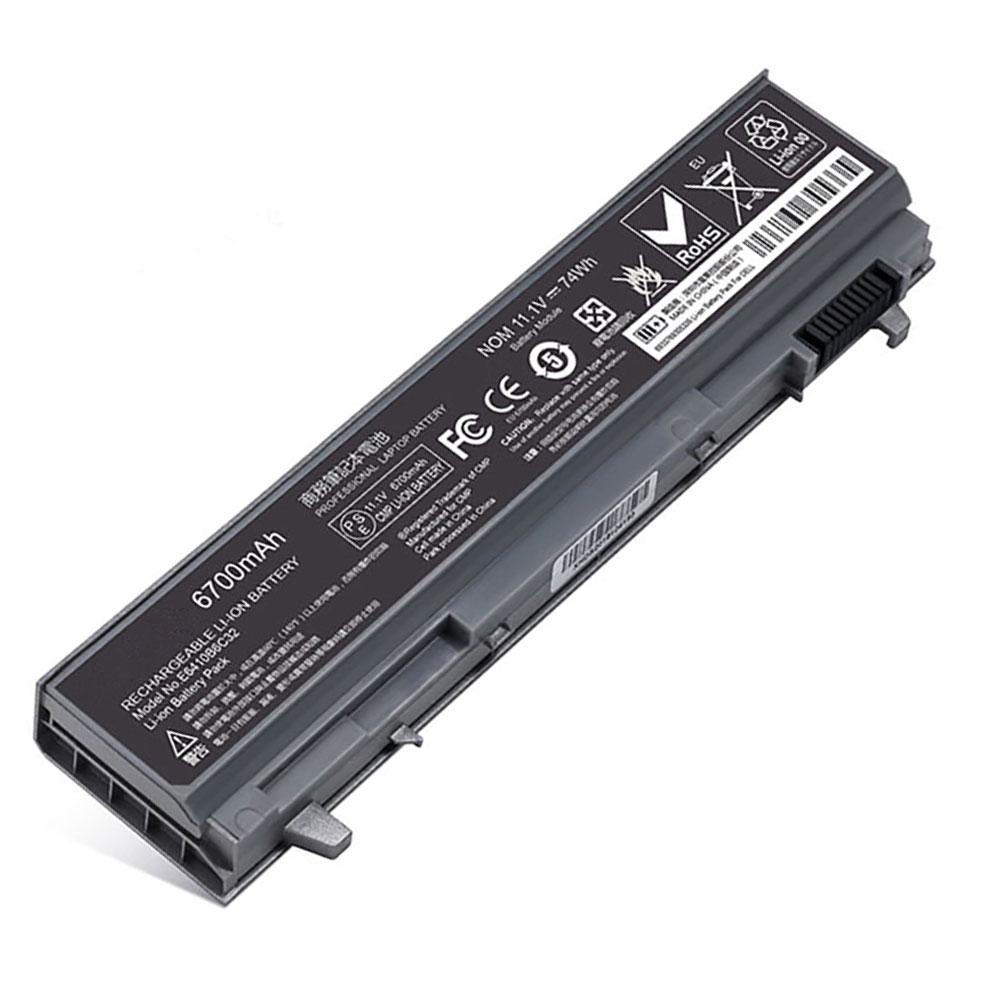 E6410バッテリー交換