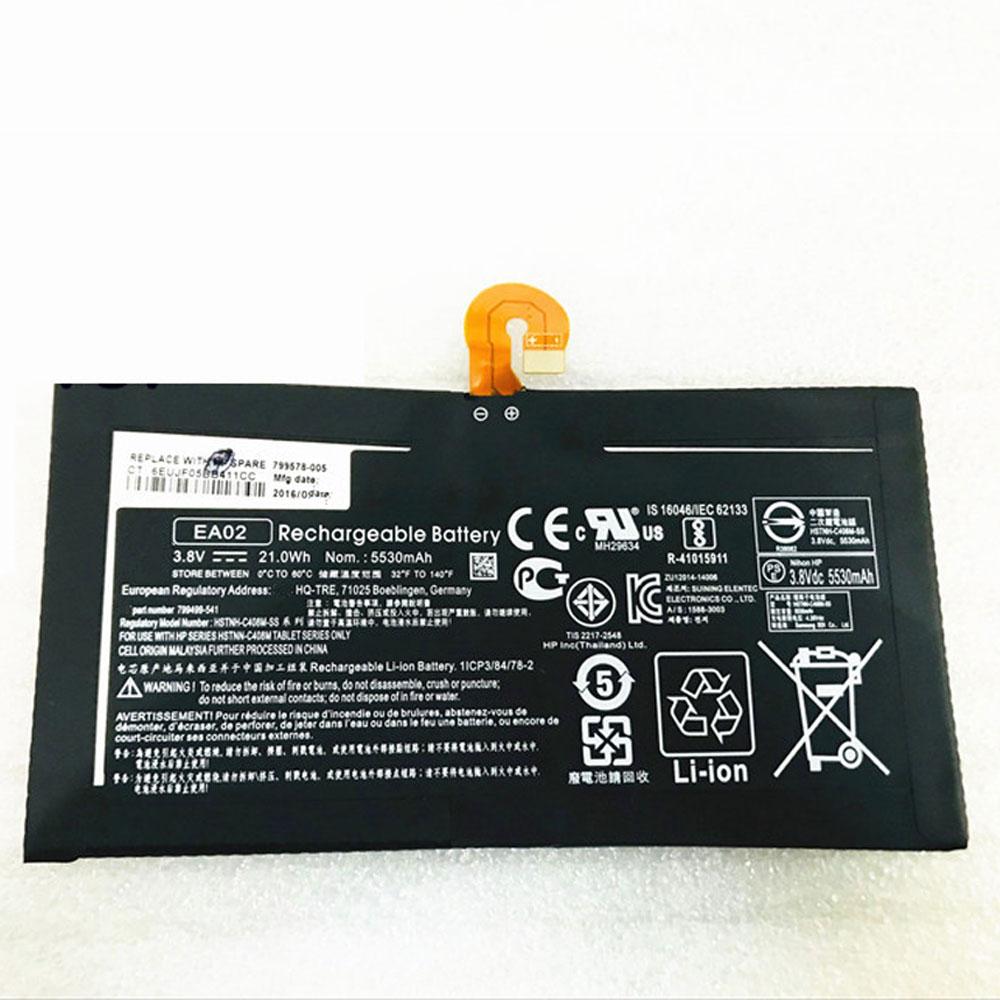 EA02バッテリー交換